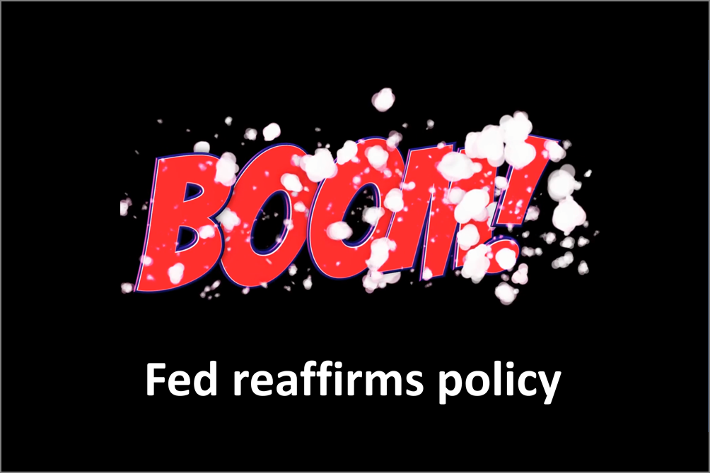 The Fed Is Not Braking The Boom Anytime Soon