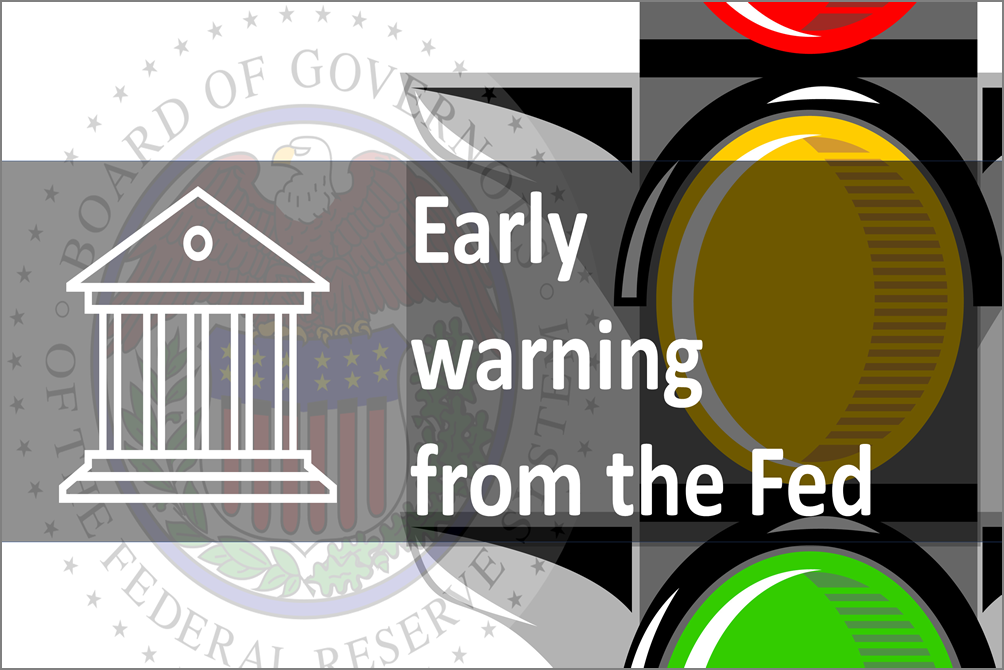 Fed Signals It