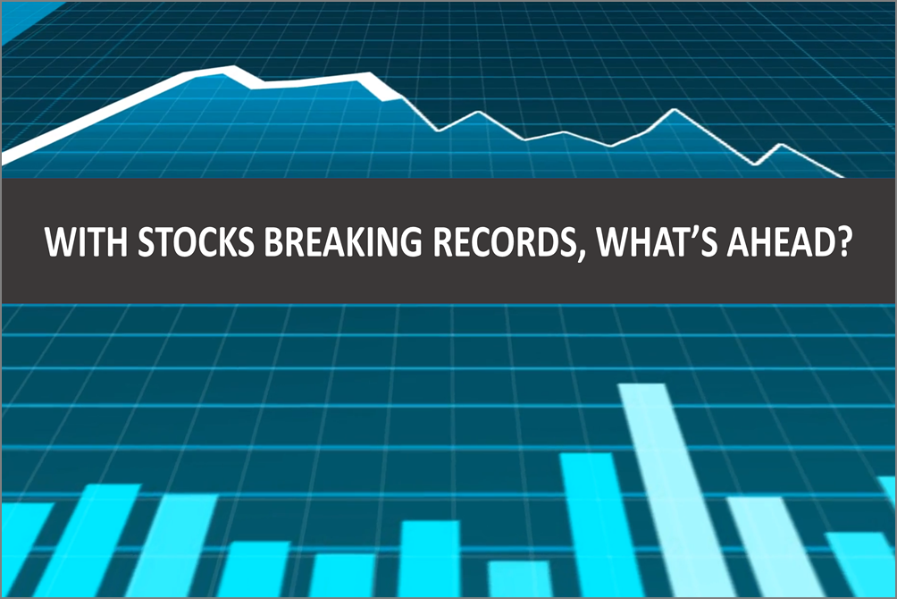 Stocks Closed At A Record High; What
